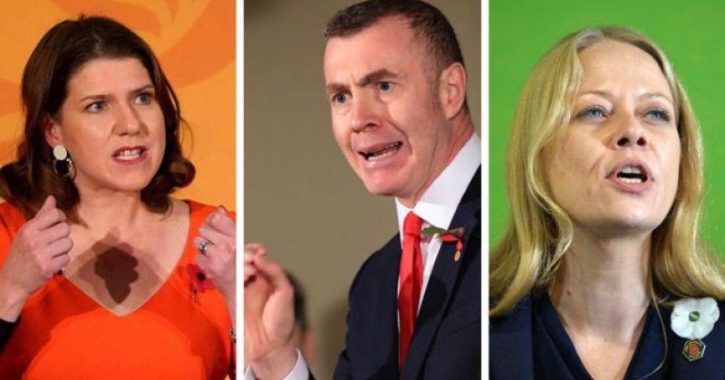 ბრექსითის მოწინააღმდეგე პარტიებმა 12 დეკემბრის არჩევნებისათვის შეთანხმებას მიაღწიეს