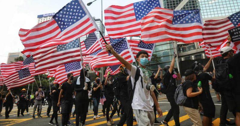 აშშ-ის სენატმა ჰონგ-კონგის ადამიანთა უფლებებისა და დემოკრატიის კანონპროექტს მხარი დაუჭირა