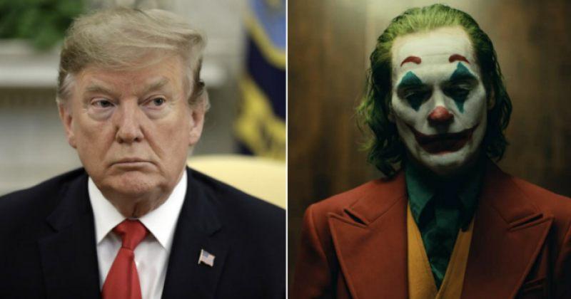 """დონალდ ტრამპმა თეთრ სახლში """"Joker""""- ის ჩვენება მოაწყო"""