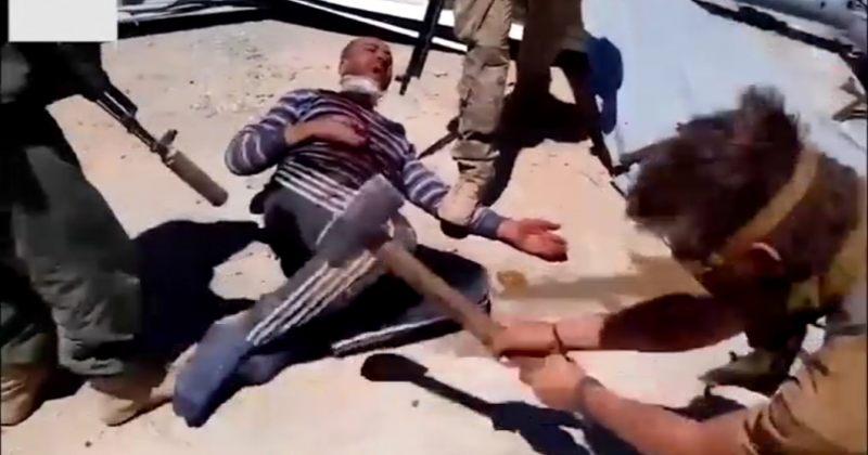 """სირიაში კაცის წამების ვიდეოში ასახული პირები """"ვაგნერის"""" დაქირავებული რუსი სამხედროები არიან"""