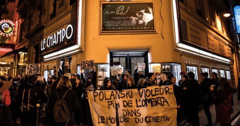 აქტივისტებმა საფრანგეთში რომან პოლანსკის ფილმის ჩვენება ჩაშალეს