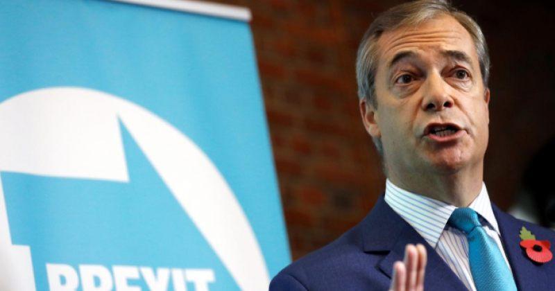 ბრექსითის პარტია კონსერვატიული პარტიის წინააღმდეგ კანდიდატებს არ დააყენებს