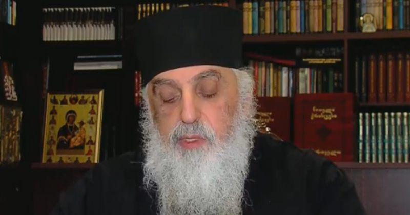 """მეუფე სტეფანე ამბობს, რომ პატრიარქის ბრალეულობის დასტურად მღვდლები """"ვიდეოებს ატრიალებენ"""""""