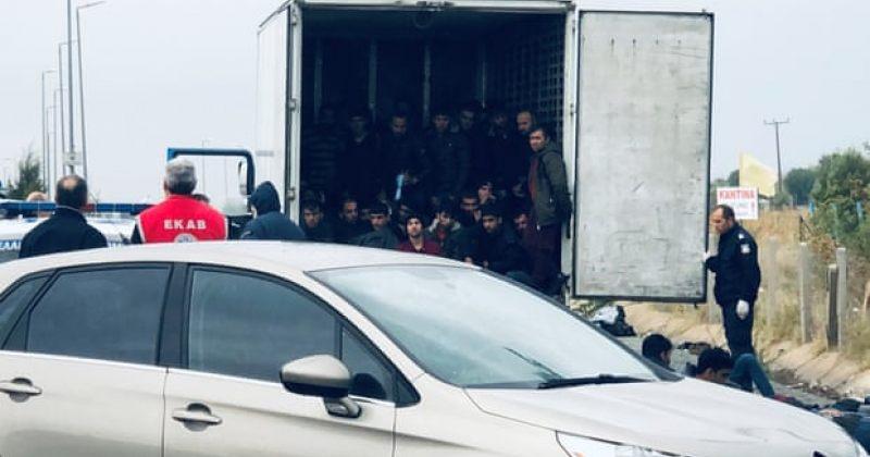 The Guardian: ქართველ მძღოლს საბერძნეთში 41 არალეგალი სატვირთო-მაცივრით გადაყავდა