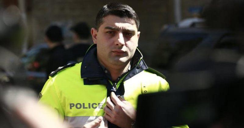 სირაძე: შეწყვიტეთ LIve-ჩართვები, ეს საფრთხეს უქმნის პოლიციელების და მოქალაქეების სიცოცხლეს