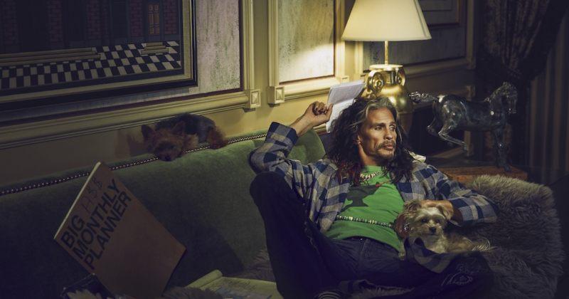 სტივენ ტაილერმა ნარკოტიკებთან დასრულებულ ურთიერთობაზე ისაუბრა (PHOTOS)