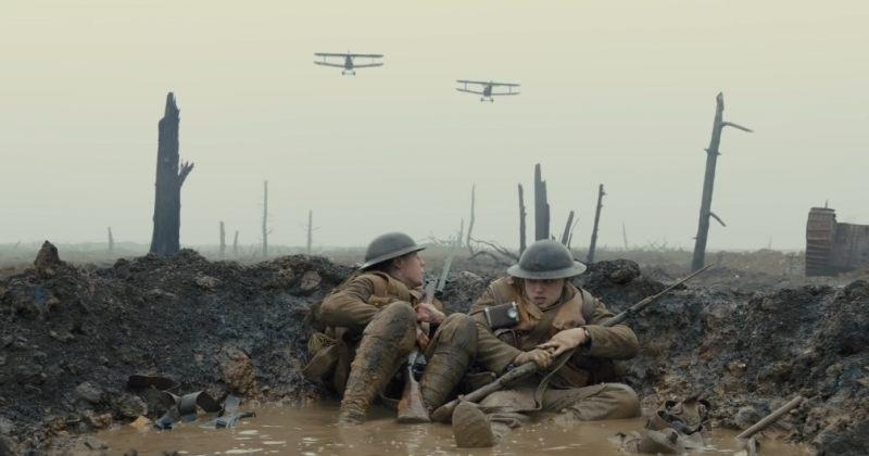 """ბენედიქტ კამბერბეჩი, ენდრიუ სკოტი, რიჩარდ მედენი: ფილმის """"1917"""" თრეილერი გამოვიდა"""
