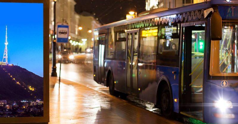 მუნიციპალური ტრანსპორტის მოძრაობა 13 მაისიდან აღდგება