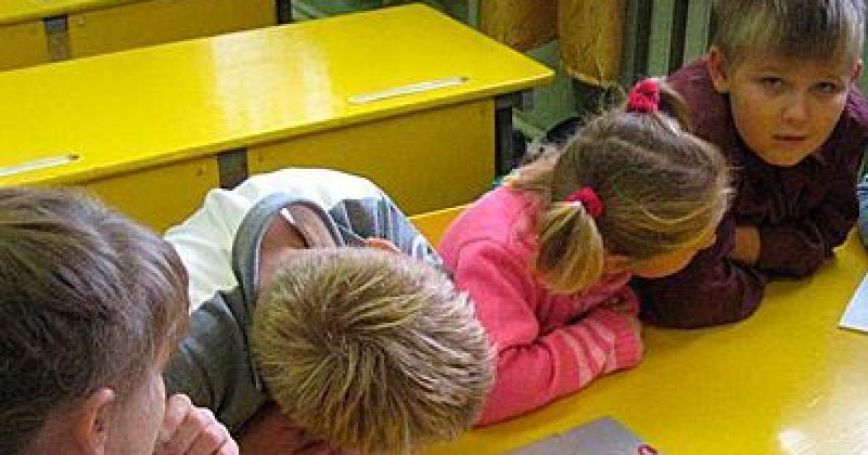 რუსეთის სკოლაში მე-6 კლასელებს სტალინის იუბილის აღსანიშნავი გაკვეთილი ჩაუტარეს