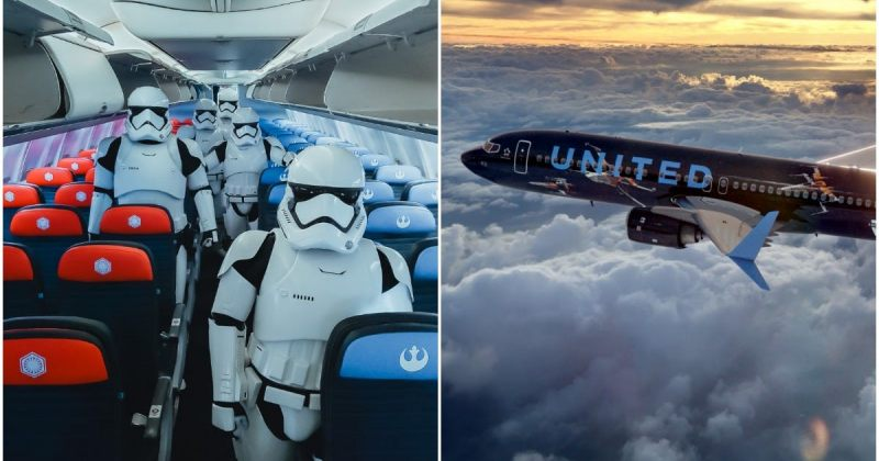 Star Wars-ის თემატიკის ბოინგით ფრენა უკვე შესაძლებელია (ფოტოები)