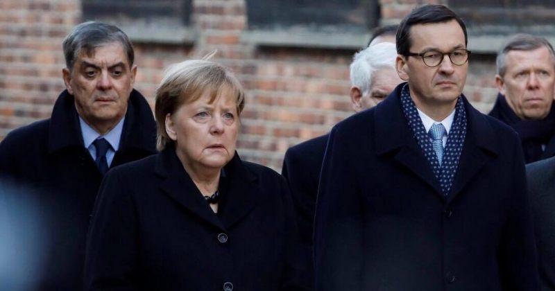 მერკელი აუშვიცის საკონცენტრაციო ბანაკს ეწვია, ბანაკის შენახვისთვის გერმანიამ €60 მლნ გაიღო