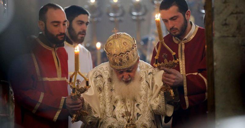 ილია II: ცოლ-ქმრის დაშორება ხშირი შემთხვევაა, ადამიანმა უნდა მოითმინოს