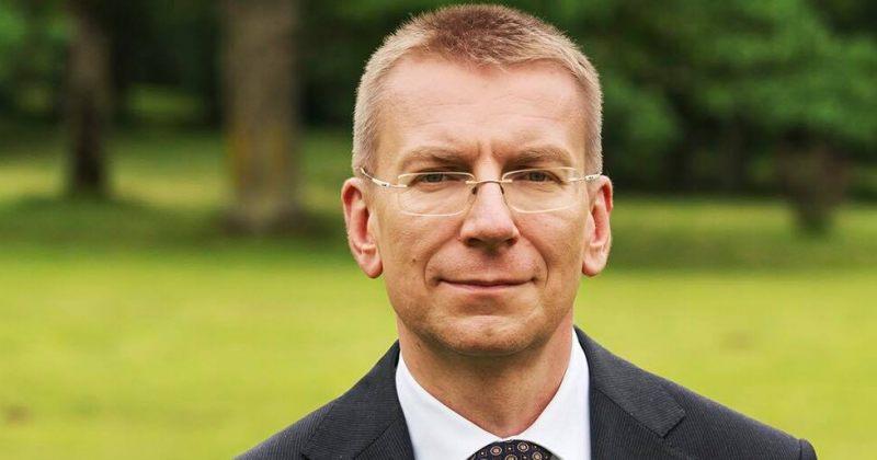 ლატვიის საგარეო საქმეთა მინისტრი: ტაშს ვუკრავ ექიმ გაფრინდაშვილის გათავისუფლებას