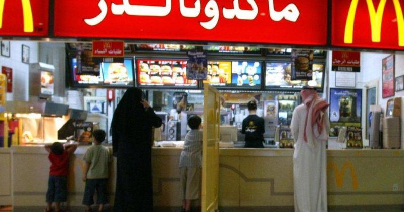 საუდის არაბეთში ქალებს რესტორნებში კაცებთან ერთად შესვლის უფლება მიეცათ