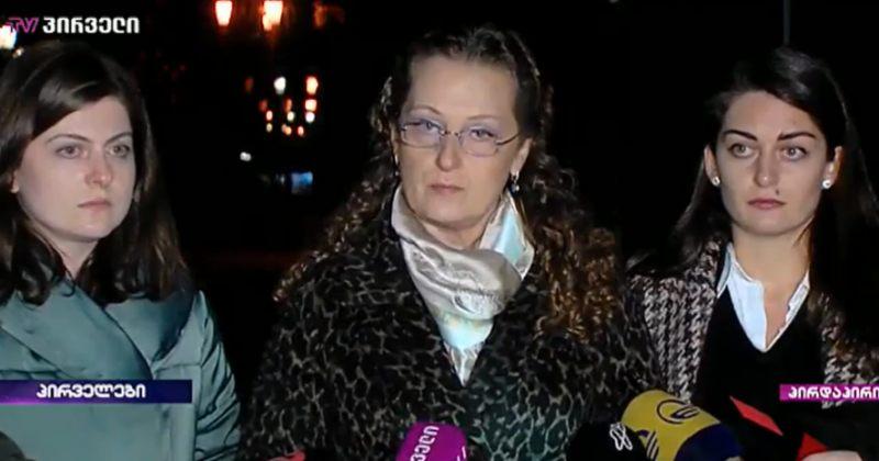 გაფრინდაშვილის მეუღლე: ნუ გაუტოლდებით დეზინფორმაციის გავრცელებაში რუსეთის კგბ-ს