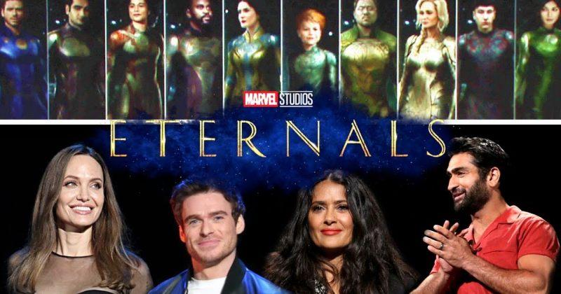 Marvel-ის მომავალი ფილმი Eternals,  კინოსტუდიის სხვა ფილმებისგან განსხვავებული იქნება