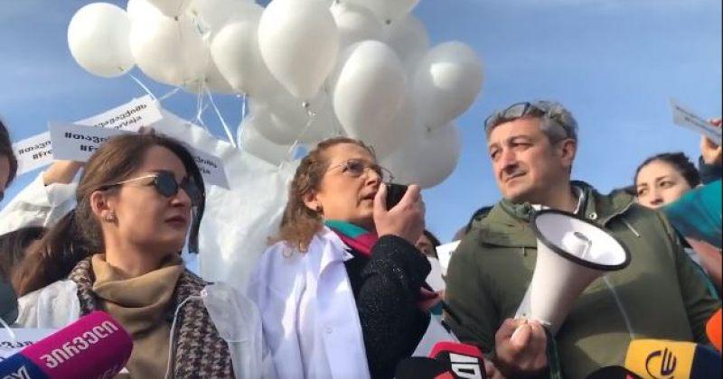 გაფრინდაშვილის ოჯახი: ექიმებს საზღვრები არ აქვთ, არც მშვიდობიანობის, არც ომის დროს
