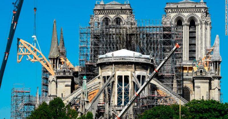 ბოლო 200 წლის განმავლობაში პირველად პარიზის ღვთისმშობლის ტაძარში საშობაო წირვა არ ჩატარდება