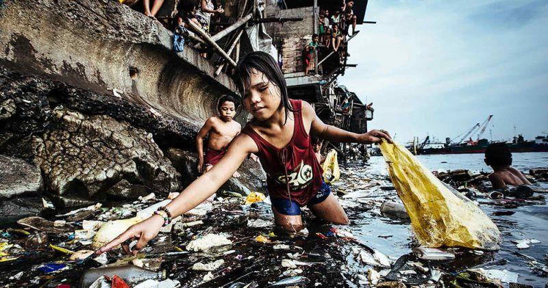 ფილიპინები: ნაგავი, ბავშვები და სიკვდილი - UNICEF-ის2019 წლის ფოტოკონკურსის გამარჯვებული ფოტო