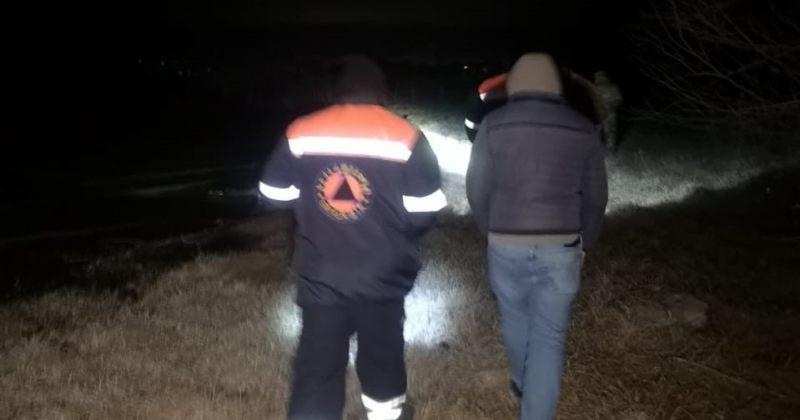 საგანგებო: ჯანდარის ტბაზე დაკარგულ ორ კაცს მაშველები მთელი ღამე ეძებდნენ