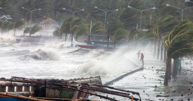 ფილიპინებში ტაიფუნს 13 ადამიანის სიცოცხლე ემსხვერპლა