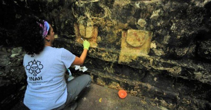 მექსიკაში მაიას ცივილიზაციის დაკარგული სასახლე აღმოაჩინეს