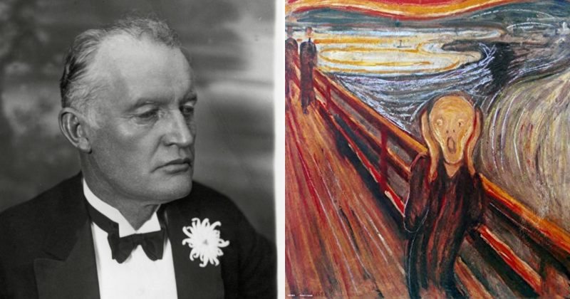 ედვარდ მუნკის დაბადების დღე: რამდენიმე კადრი მხატვრის ცხოვრებიდან