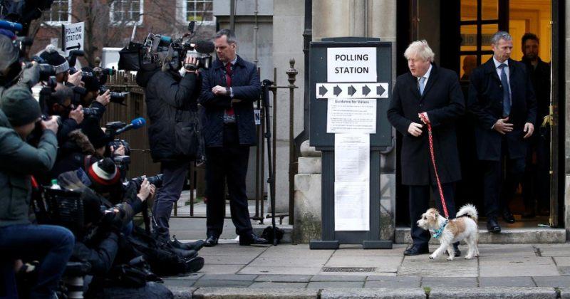 დიდ ბრიტანეთში საყოველთაო არჩევნები მიმდინარეობს