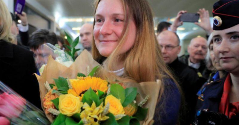 აშშ-ში ჯაშუშობაში ბრალდებული მარია ბუტინა Russia Today-ზე გადაცემას წაიყვანს