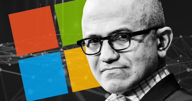 Financial Times-მა წლის პერსონად Microsoft-ის CEO - სატია ნადელა დაასახელა