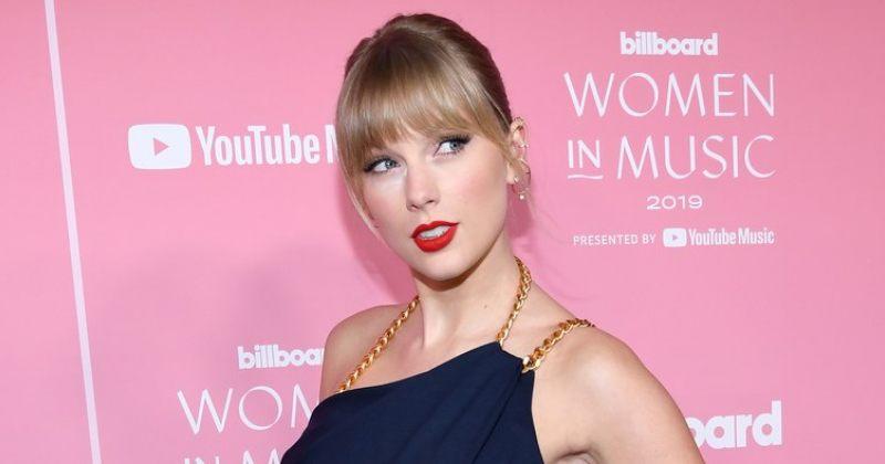 """ტეილორ სვიფტმა Billboard-ის ჯილდო მიიღო და """"კაცების ტოქსიკურ პრივილეგიებზე"""" ისაუბრა"""