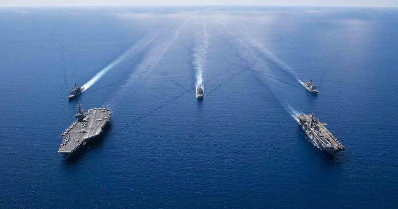 წყნარ ოკეანეში აშშ-ის ფლოტის უფროსი: აშშ და პარტნიორები აზიაში უსაფრთხოებას შეინარჩუნებენ