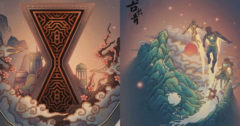 Disney-მ  ჩინური ახალი წლის აღსანიშნავად სხვადასხვა პროექტისთვის ახალი პოსტერები შექმნა
