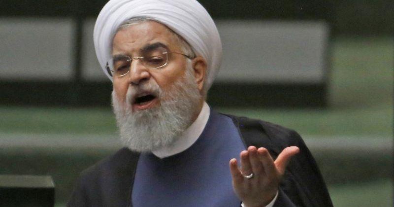ირანის პრეზიდენტი: გვიხარია, რომ ტრამპი მიდის