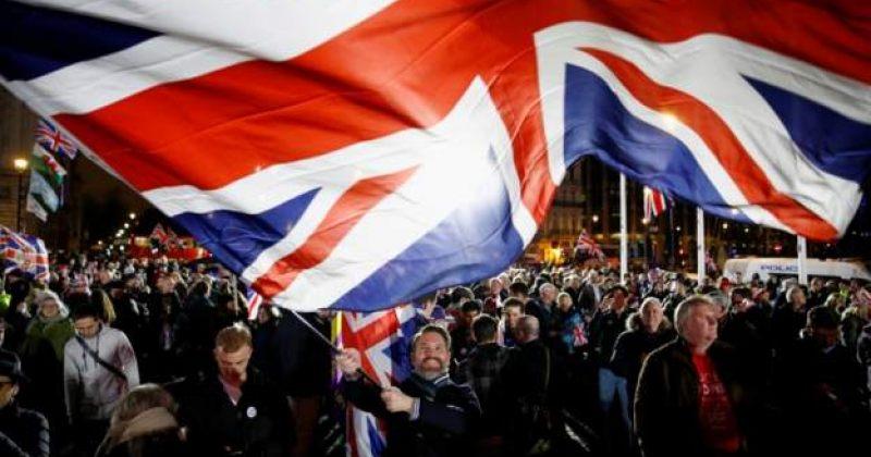დიდმა ბრიტანეთმა ევროკავშირი ოფიციალურად დატოვა