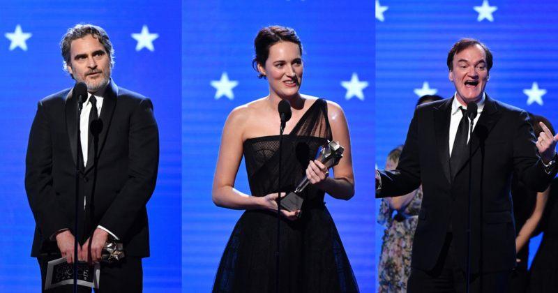 Critics Choice Awards 2020:  დაჯილდოების გამარჯვებულები ცნობილია