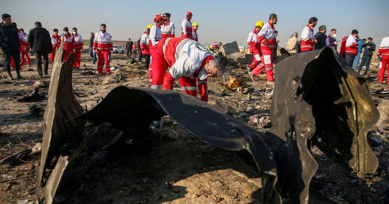 ირანი: თვითმფრინავის ჩამოგდებაში მონაწილე პირები დავაკავეთ