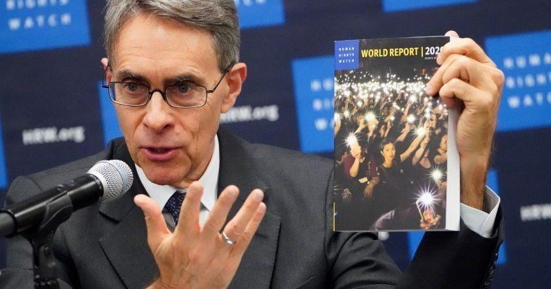 HRW-ის ანგარიში ირანზე: მშვიდობიანი აქციების დარბევა, დაკავებები, ზეწოლა