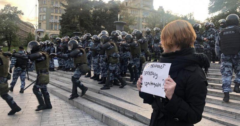 HRW: 2019 წელს რუსეთში ადამიანის უფლებათა დაცვის კუთხით სიტუაცია უარესდებოდა