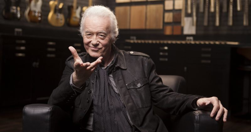ჯიმი პეიჯი 76 წლის გახდა: რამდენიმე კადრი მუსიკოსის ცხოვრებიდან