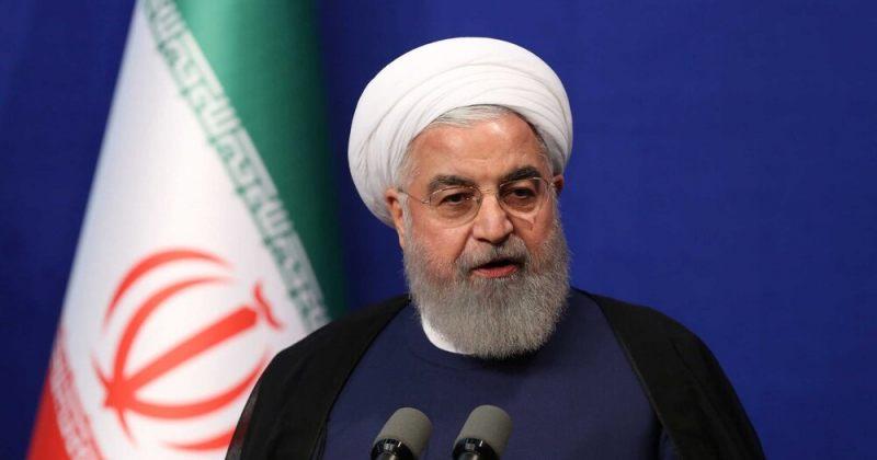 ირანის პრეზიდენტი: თუ ამერიკა კიდევ ერთ დანაშაულს ჩაიდენს, ძლიერ პასუხს მიიღებს