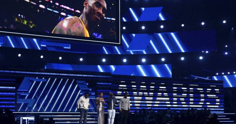 GRAMMY 2020: ალიშა ქისმა და ბენდმა Boyz II Men  კობი ბრაიანტის ხსოვნას პატივი სიმღერით მიაგეს