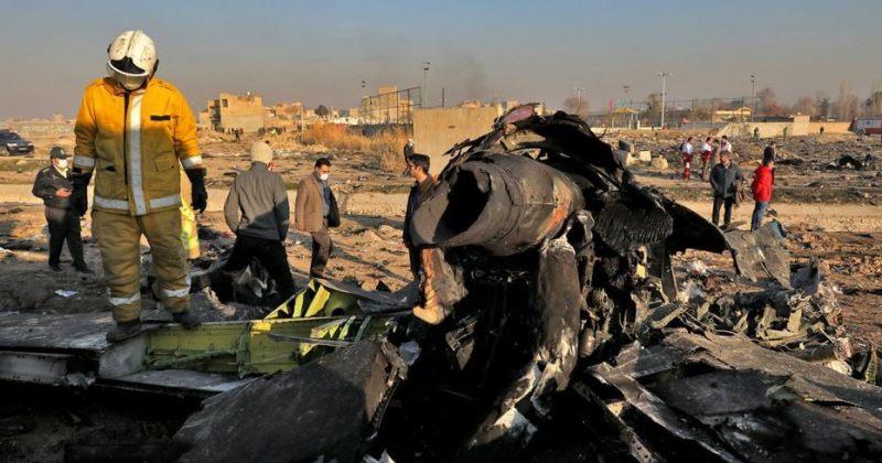 ირანი უარყოფს ბრალდებას, რომ უკრაინული თვითმფრინავი მათმა რაკეტამ ჩამოაგდო