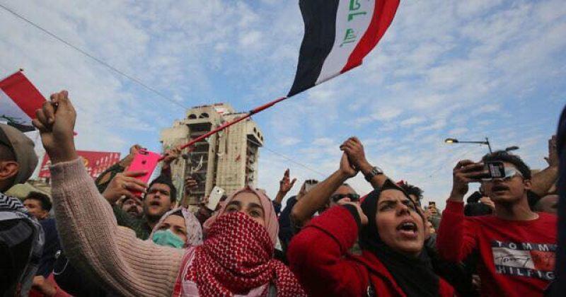ერაყში საპროტესტო აქციებზე უსაფრთხოების ძალებმა ერთი პირი მოკლეს, დაშავებულია 25