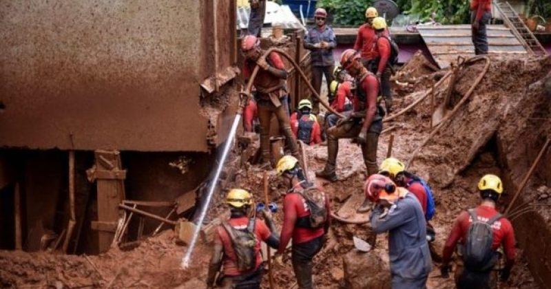 ბრაზილიაში წყალდიდობის შედეგად სულ მცირე 30 ადამიანი დაიღუპა