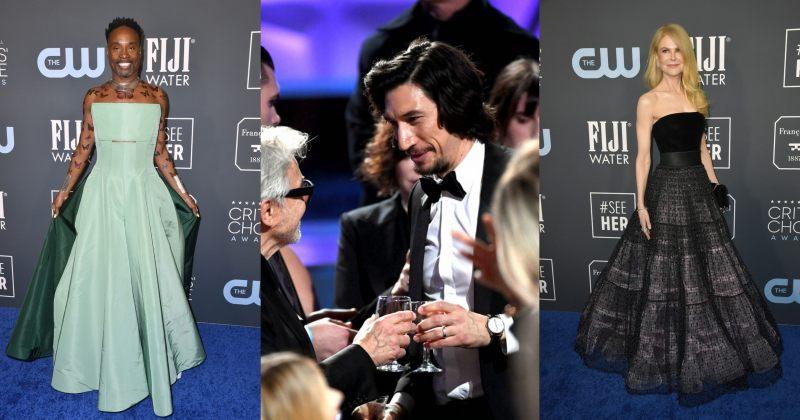 Crirics Choice Awards 2020: ფოტოები დაჯილდოების ცერემონიიდან