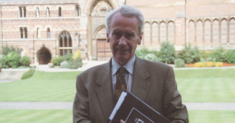 ჯ. რ. რ. ტოლკინის შვილი, კრისტოფერ ტოლკინი 95 წლის ასაკში გარდაიცვალა