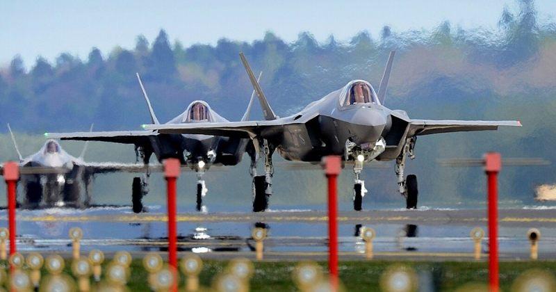 პოლონეთი აშშ-სგან F-35 ტიპის 32 გამანადგურებელს შეიძენს