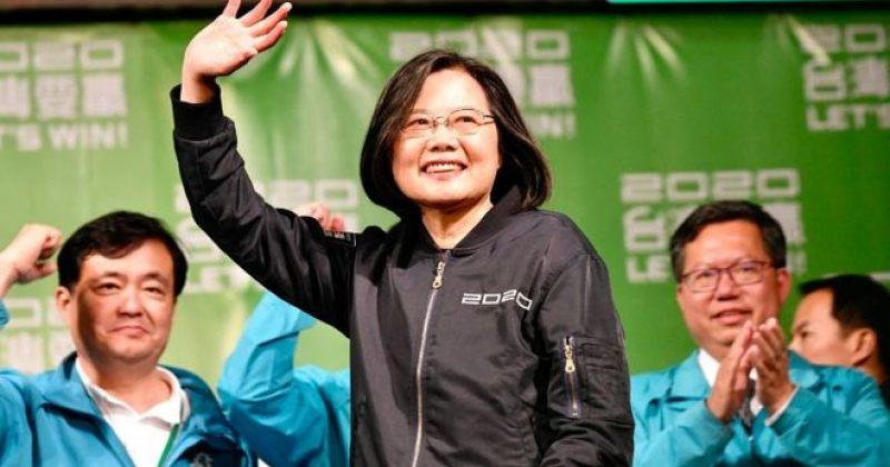 ტაივანის არჩევნებში კვლავცაიინგ-ვენმა გაიმარჯვა და ჩინეთს მოუწოდა მუქარა შეწყვიტოს