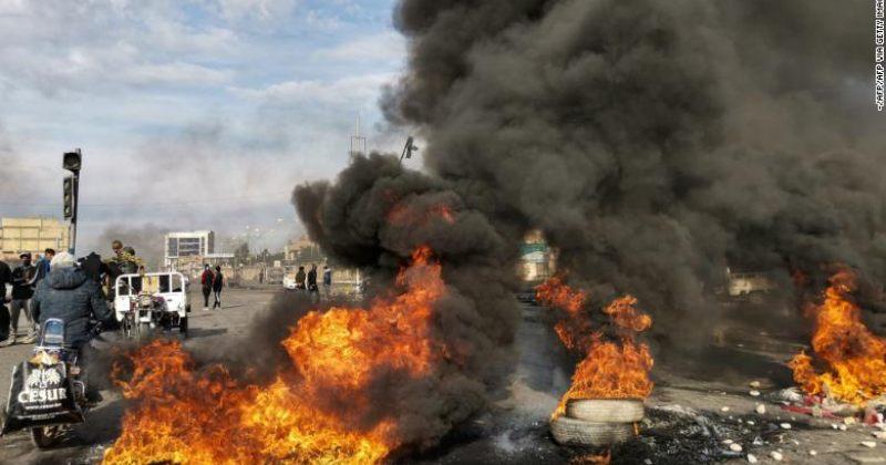 ბოლო 3 დღის განმავლობაში ერაყში საპროტესტო გამოსვლებისას 12 ადამიანი მოკლეს, დაშავდა 230
